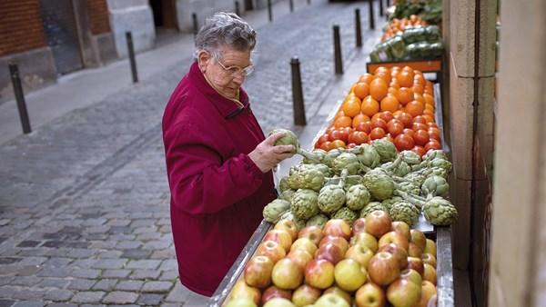 ارتفاع التضخم في إسبانيا خلال أبريل  image