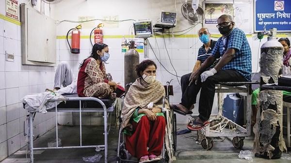 الهند ترصد 54069 إصابة جديدة بكوفيد-19