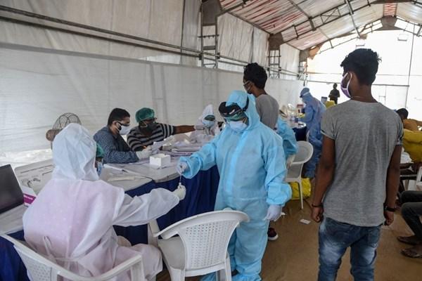 الهند تسجل 39097 إصابة و546 وفاة جديدة بكورونا