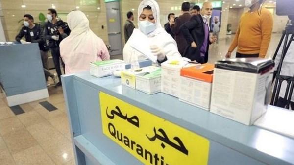 مصر تسجل 164 حالة إصابة جديدة بفيروس كورونا